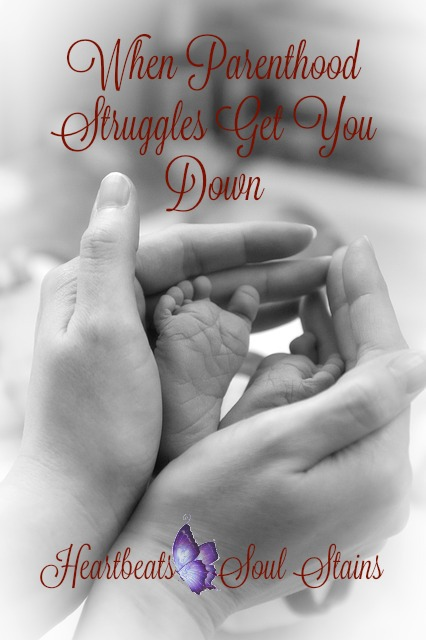 4 Tips When Parenthood Struggles Get you down
