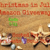 Christmas in July Amazon Giveaway + HOP