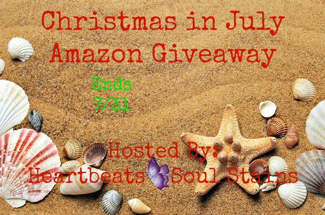 Christmas in July Amazon giveaway
