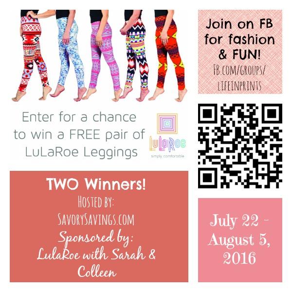 LulaRoe-Leggings-Giveaway-July-22-August-5-giveaway-lularoe-lularoeleggings