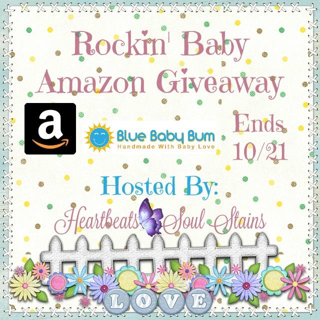 Rockin' Baby Amazon Giveaway + HOP & Grand Prize