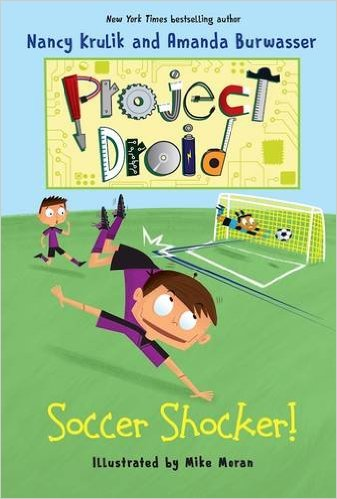 Project Droid #1 & #2 Chapter Books Giveaway