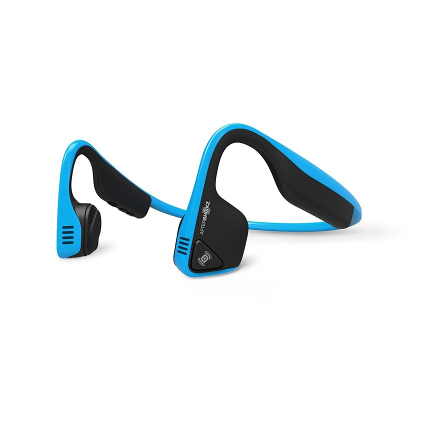 The AfterShokz Trekz Titanium Open Ear Wireless Bone Conduction Headphones Giveaway