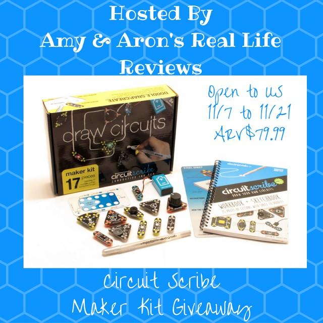 Circuit Scribe Maker Kit Giveaway