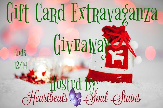 Gift Card Extravaganza Giveaway