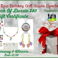 A Touch of Dazzle $40 Gift Card Giveaway