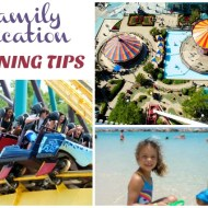 Tips for Planning a Family Vacation ~ Amenities to Look For