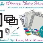 Winner's Choice Fodeez Frames Giveaway