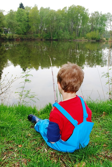 How To Fish As A Fun Family Activity