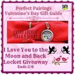 I Love You to the Moon and Back Locket Giveaway @atouchofdazzle @SMGurusNetwork