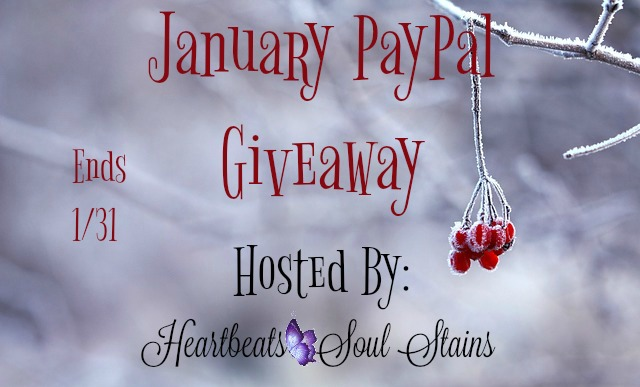 January PayPal Giveaway + HOP