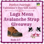 Lugz Mens Avalanche Strap Giveaway @LugzLifestyle @SMGurusNetwork