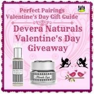 Devera Naturals Valentine's Day Giveaway #SMGN