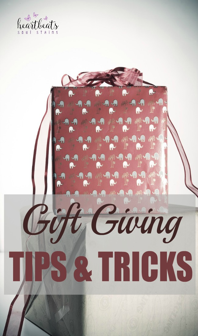 Ways to Give More Meaningful Gifts. Gift Giving Tips & Tricks