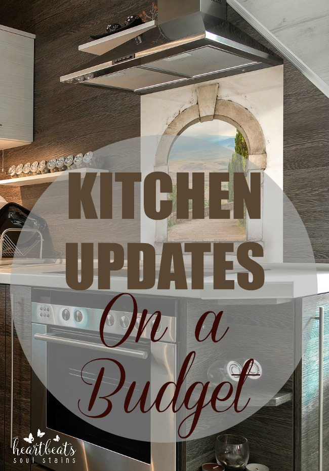 Wanting to make some changes in your kitchen and worried about money? Here are some great tips on How to Update Your Kitchen On a Budget.