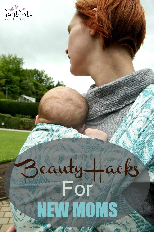 3 Beauty Hacks for New Moms