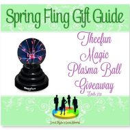 Theefun Magic Plasma Ball Giveaway