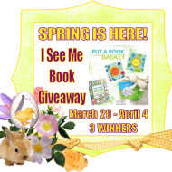 Spring Is Here! I See Me Giveaway