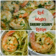 Red Lobster Shrimp Scampi Recipe