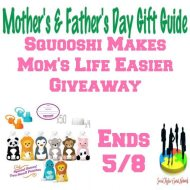 Squooshi Makes Mom's Life Easier Giveaway