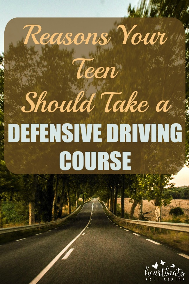 Why Your Teen Should Take a Defensive Driving Course