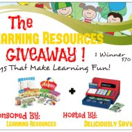 The Learning Resources Giveaway! @LearningHandsOn