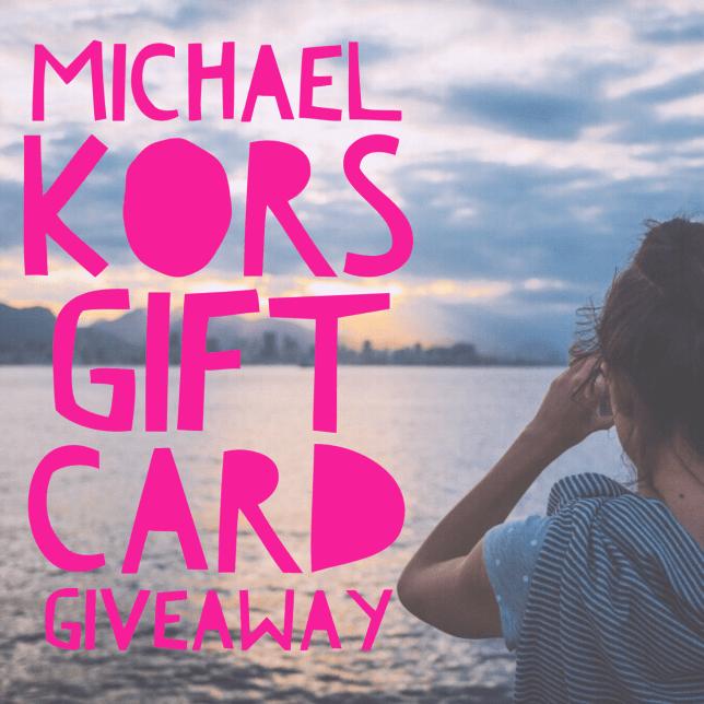 Michael Kors Giveaway