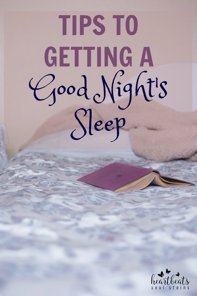 Sensible Steps to Sleeping Better
