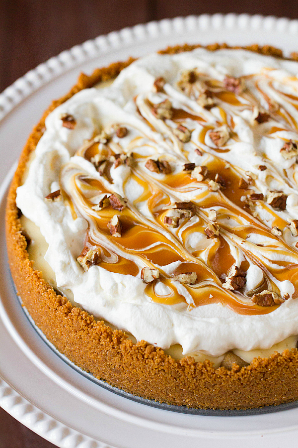 Salted Caramel is a favorite flavor combination that everyone loves! Don't miss these amazing recipes sure to please the sweet lovers in your home!