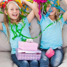 3 Tips for Planning a Birthday Party for Twins