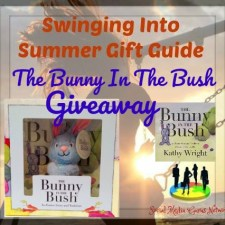 The Bunny in the Bush Giveaway