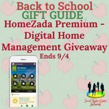 HomeZada Premium – Digital Home Management Giveaway