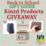 Kinzd Products Giveaway