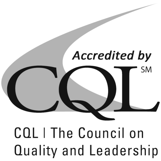 CQL ACCRED LOGO BW for web