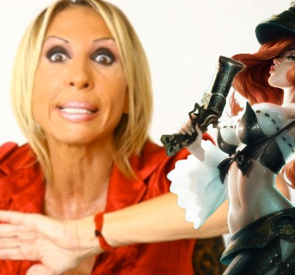 Laura Bozzo League of Legends
