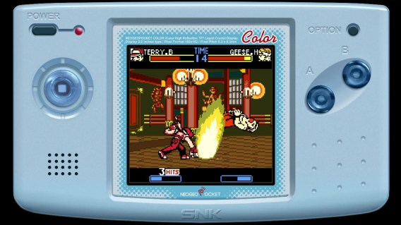 Fatal Fury: First Contact en Nintendo Switch