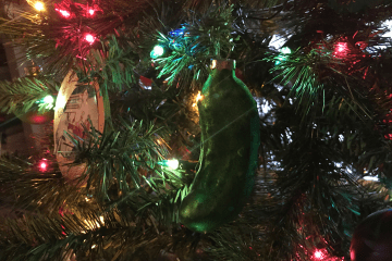 Christmas Pickle Storytelling