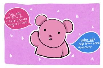 marketing bear tells you why you need social media