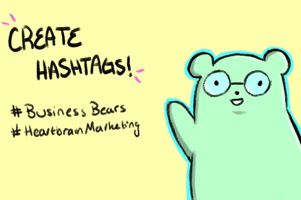 social media hashtags work to increase social media engagement and can be used for branding
