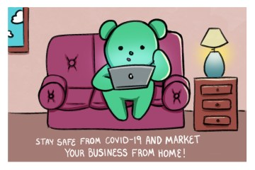 digital marketing from home to help your business