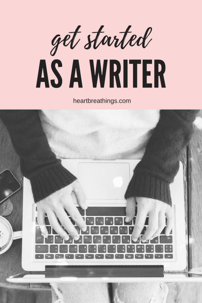 get-started-as-a-writer-pinterest