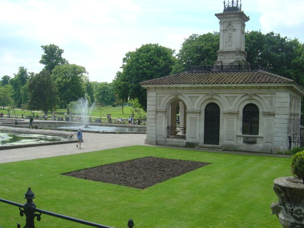 Hyde Park London Heartening Journeys