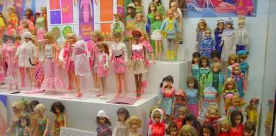 Dolls at the Shankar's International Dolls Museum