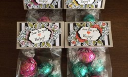 Stampin Up Lots of Happy Card Kit Petite Notes - Rosanne Mulhern