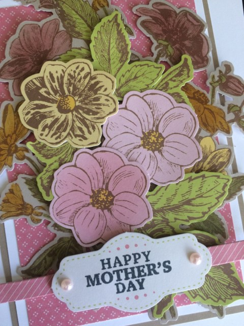 Stampin Up March Paper Pumpkin Alternate Project 1 - Rosanne Mulhern Heartfelt Stamping