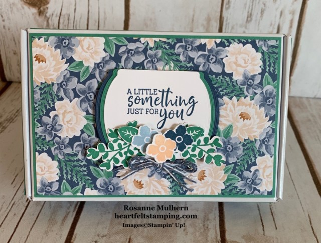 Stampin Up Lovely You Note Cards Gift Set - Rosanne Mulhern stampinup