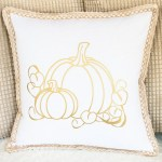 Diy Fall Pillows With Heat Transfer Vinyl And Free Cut Files Heart Filled Spaces