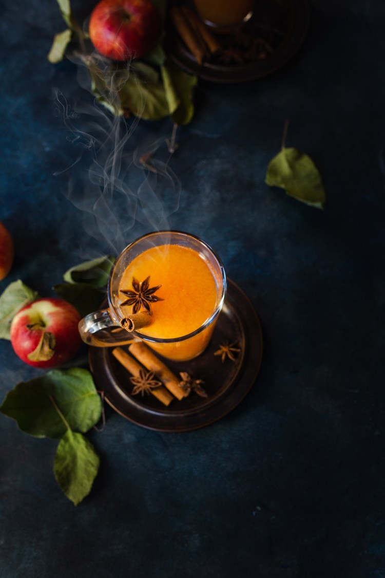 20- minute apple cider