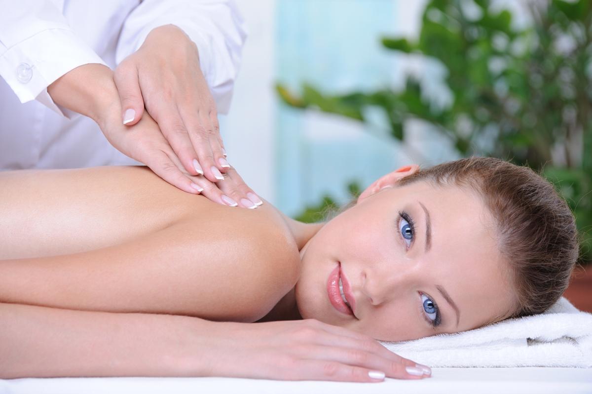 Massagetechnieken intermitterend drukken effleurages