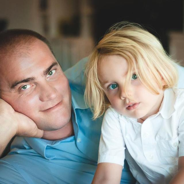 A dad leaves his mark in the world through thehellip